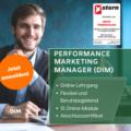 Performance Marketing Weiterbildung