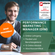 Performance Marketing Weiterbildung