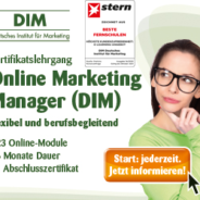 Fernstudium Online Marketing